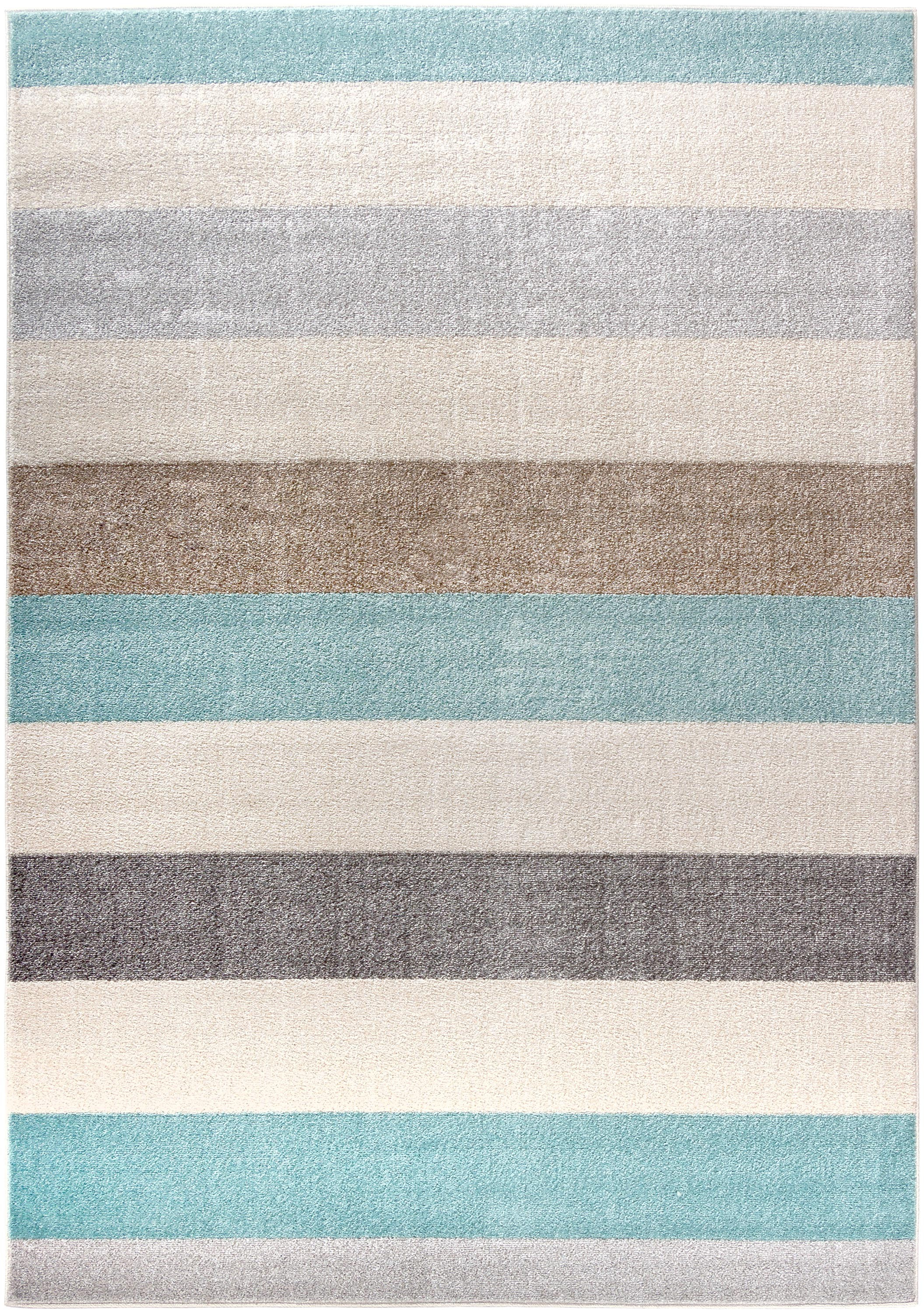 Dywan Light Collection Marine Stripes Cena Promocje