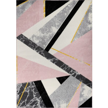 Dywan Carpetforyou Pink Abstract