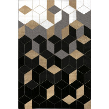 Dywan Gold Cubes Frost Collection