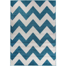 Dywan Carpetforyou Waves Blue