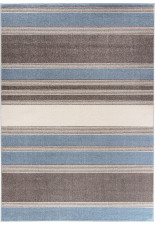 Dywan Carpetforyou Blue Stripes